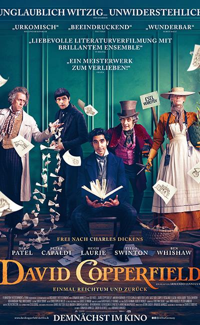David Copperfield: Einmal Reichtum und zurück (2020)