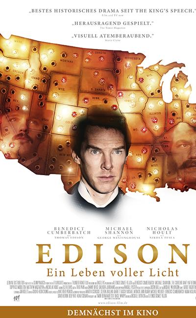 Edison: Ein Leben voller Licht (2020)