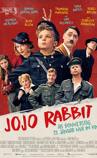Jo Jo Rabbit (2020)