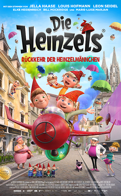 Die Heinzels - Rückkehr der Heinzelmännchen (2020)