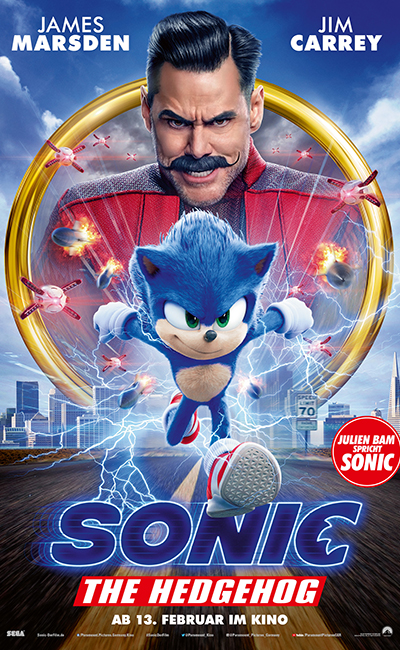 Sonic - The Hedgehog (2020)