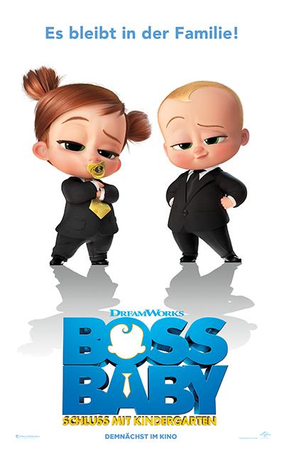 Boss Baby - Schluss mit Kindergarten (2021)