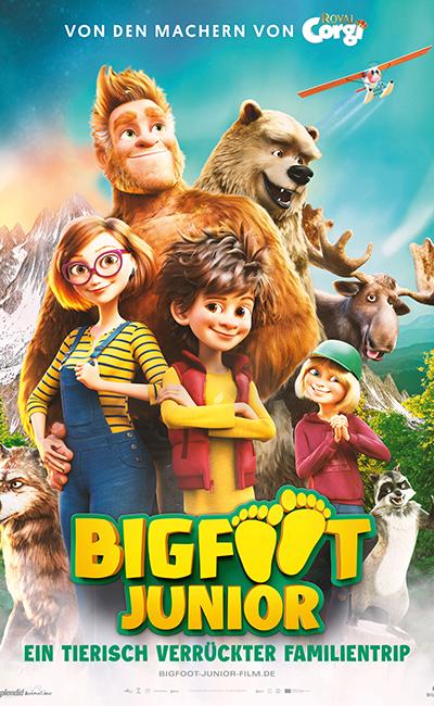 Bigfoot Junior - Ein tierisch verrückter Familientrip (2021)