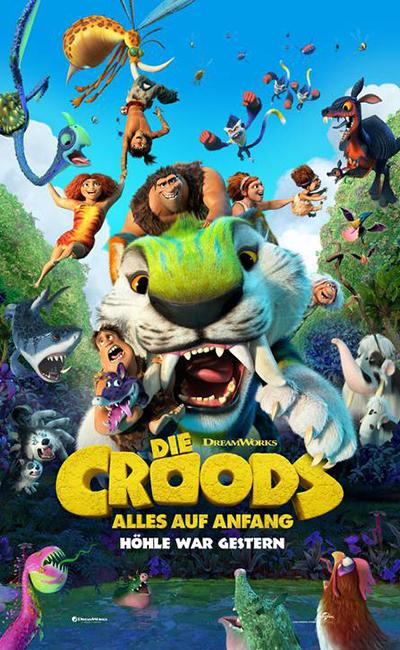 Die Croods - Alles auf Anfang (2021)