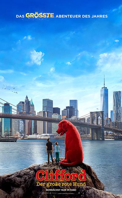 Clifford: Der große rote Hund (2021)