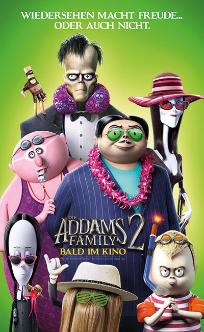 Die Addams Family 2 (2021)