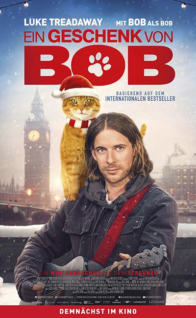 Ein Geschenk von Bob (2021)