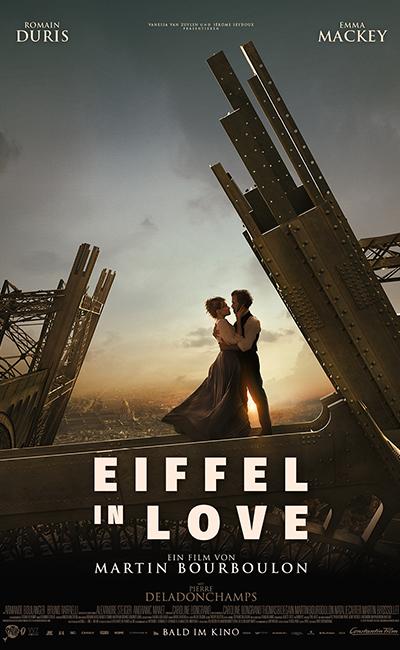 Eiffel in Love (2021)