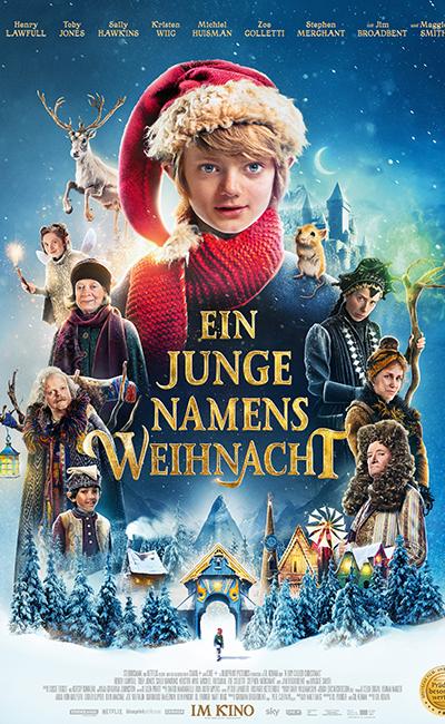 Ein Junge namens Weihnacht (2021)