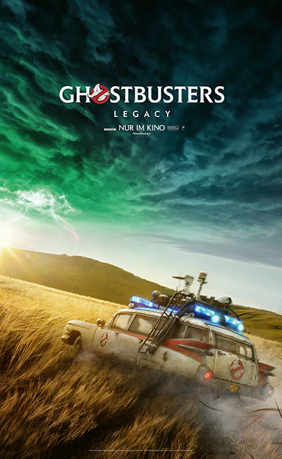 Ghostbusters: Legacy (2021)