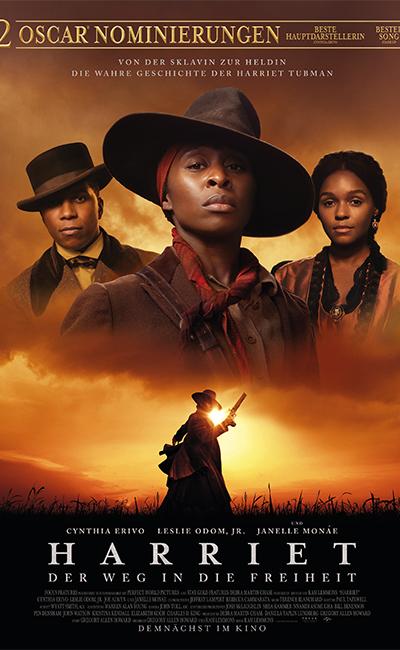 Harriet: Der Weg in die Freiheit (2020)