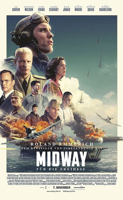 Midway: Für die Freiheit (2019)