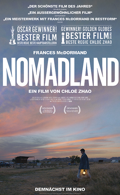 Nomadland (2021)