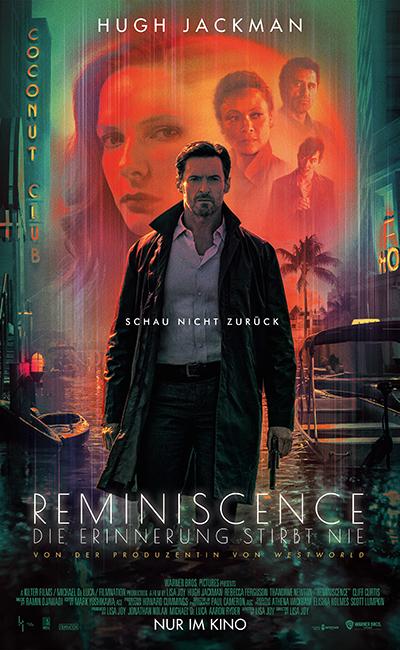 Reminiscence - Die Erinnerung stirbt nie (2021)