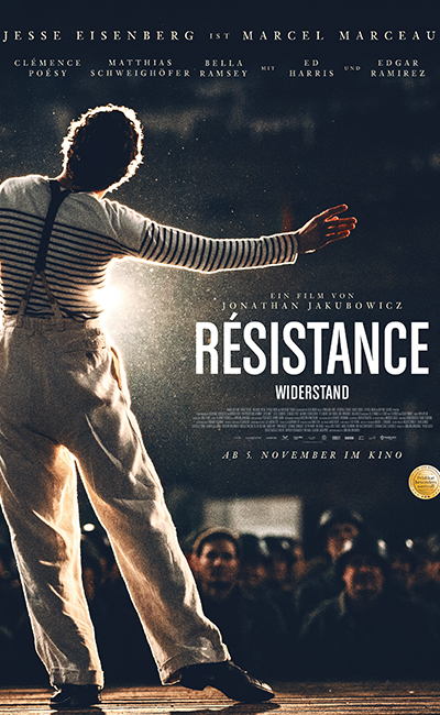 Résistance - Widerstand (2021)