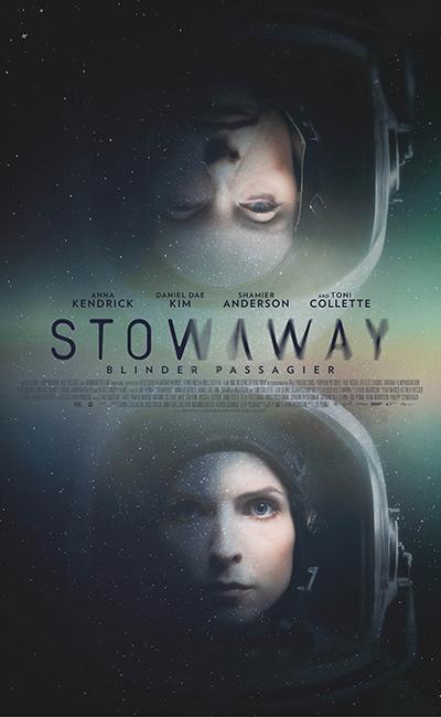 Stowaway: Blinder Passagier (2021)
