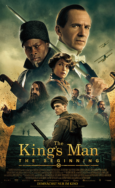 The King´s Man: The Beginning (2021)