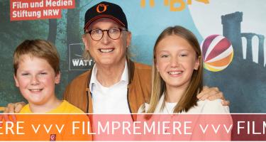 CATWEAZLE: Fulminante Weltpremiere in Bochum und ein glücklicher Otto!