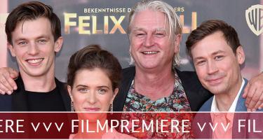 FELIX KRULL: Glamouröse Premiere in München
