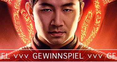 Shang-Chi and the Legend of the Ten Rings - Gewinnspiel