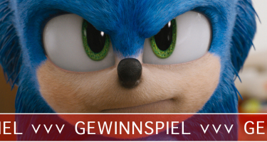 Sonic - The Hedgehog - Gewinnspiel