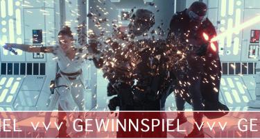 Star Wars: Der Aufstieg SkyWalkers - Gewinnspiel